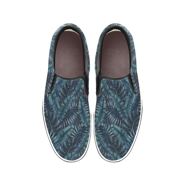 Blue Fiji Loafers