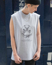 Equilibrium - Thick Neck Muscle Tank