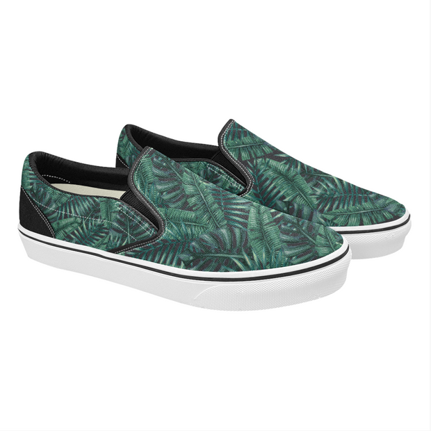 Green Fiji Loafers