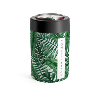 Tropical Can Holder