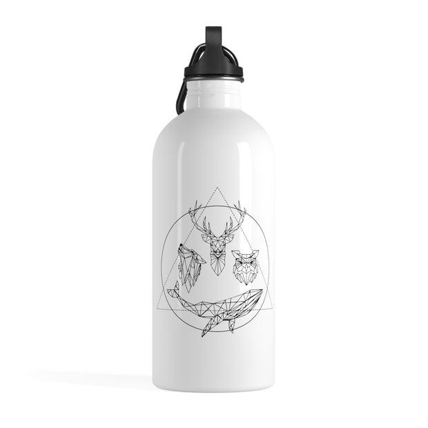 Equilibrium - Stainless Steel Water Bottle - Made in the USA