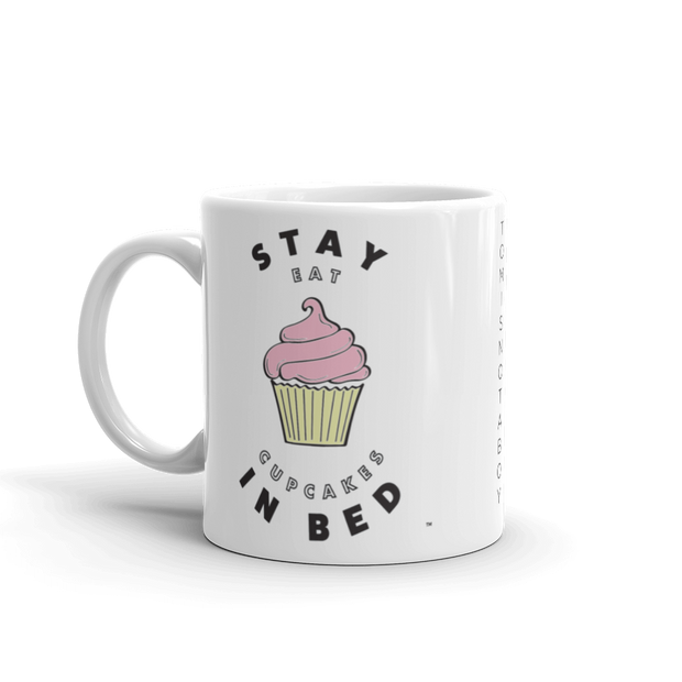 Stay in Bed Mug