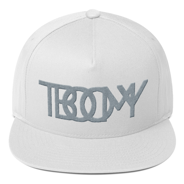 Snapback - Gray Embroidery