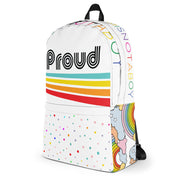 Proud Weather-Resistant Laptop Backpack