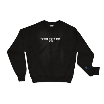 Ain't Nothing Like The Real Thing Baby - Champion Sweatshirt