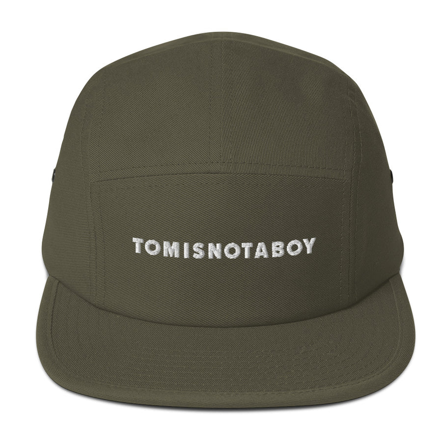 Tom's Five Panel Cap