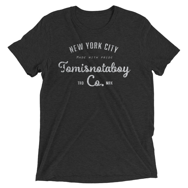 Tomisnotaboy Old School Nyc tee