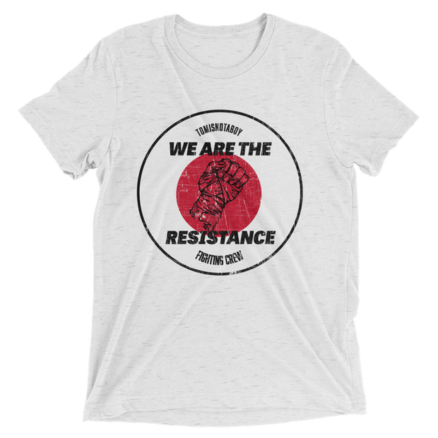 We Are The Resistance Tee