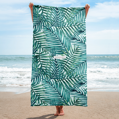 Tulum Beach Towel