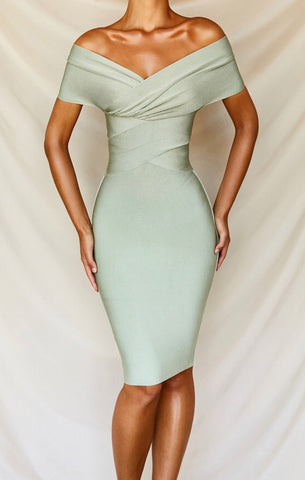 Eve Bandage Dress