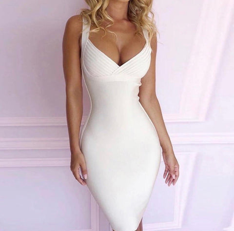 Notita Bandage Dress
