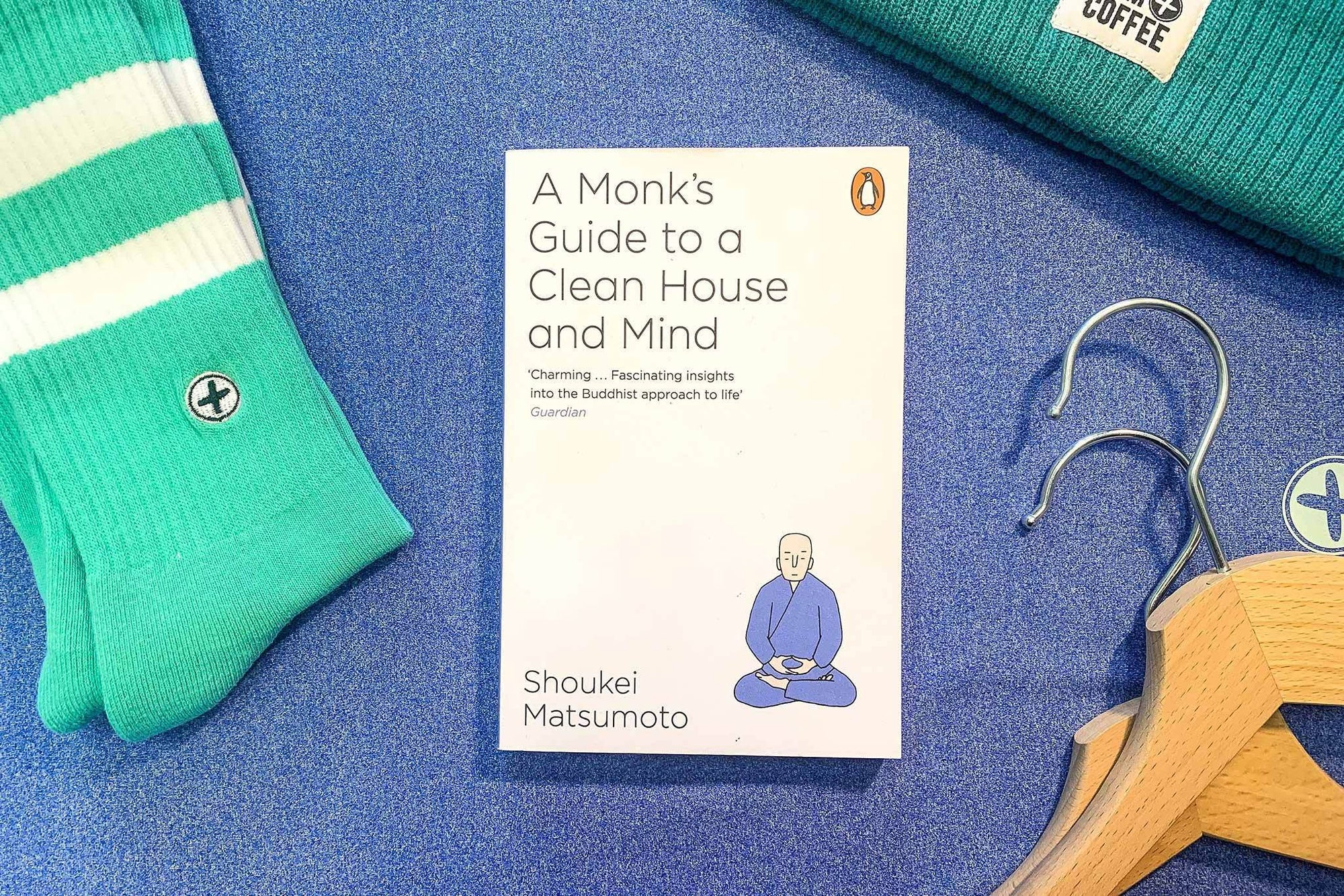 Book Review of A Monk's Guide to a Clean House and Mind