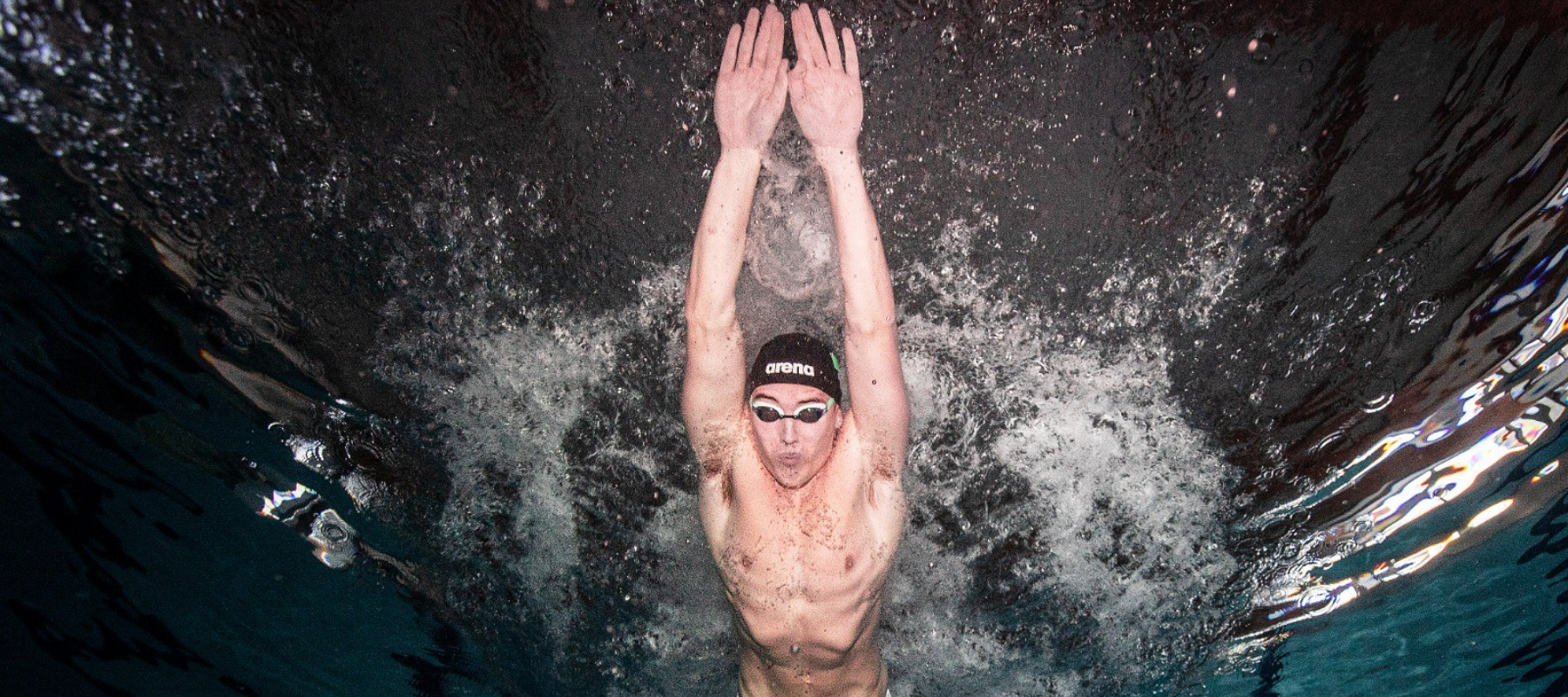 DARRAGH GREENE: Swimming