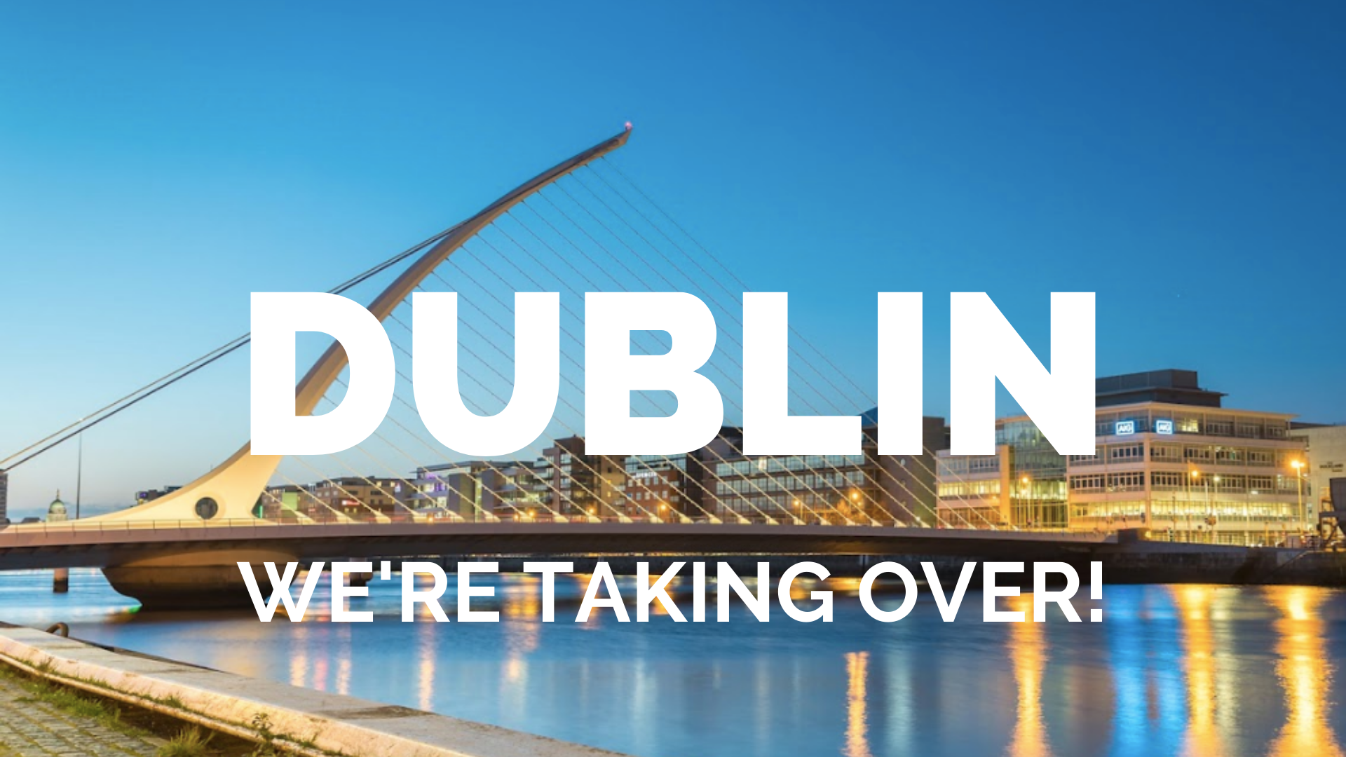 Gym+Coffee Dublin Takeover Tease....
