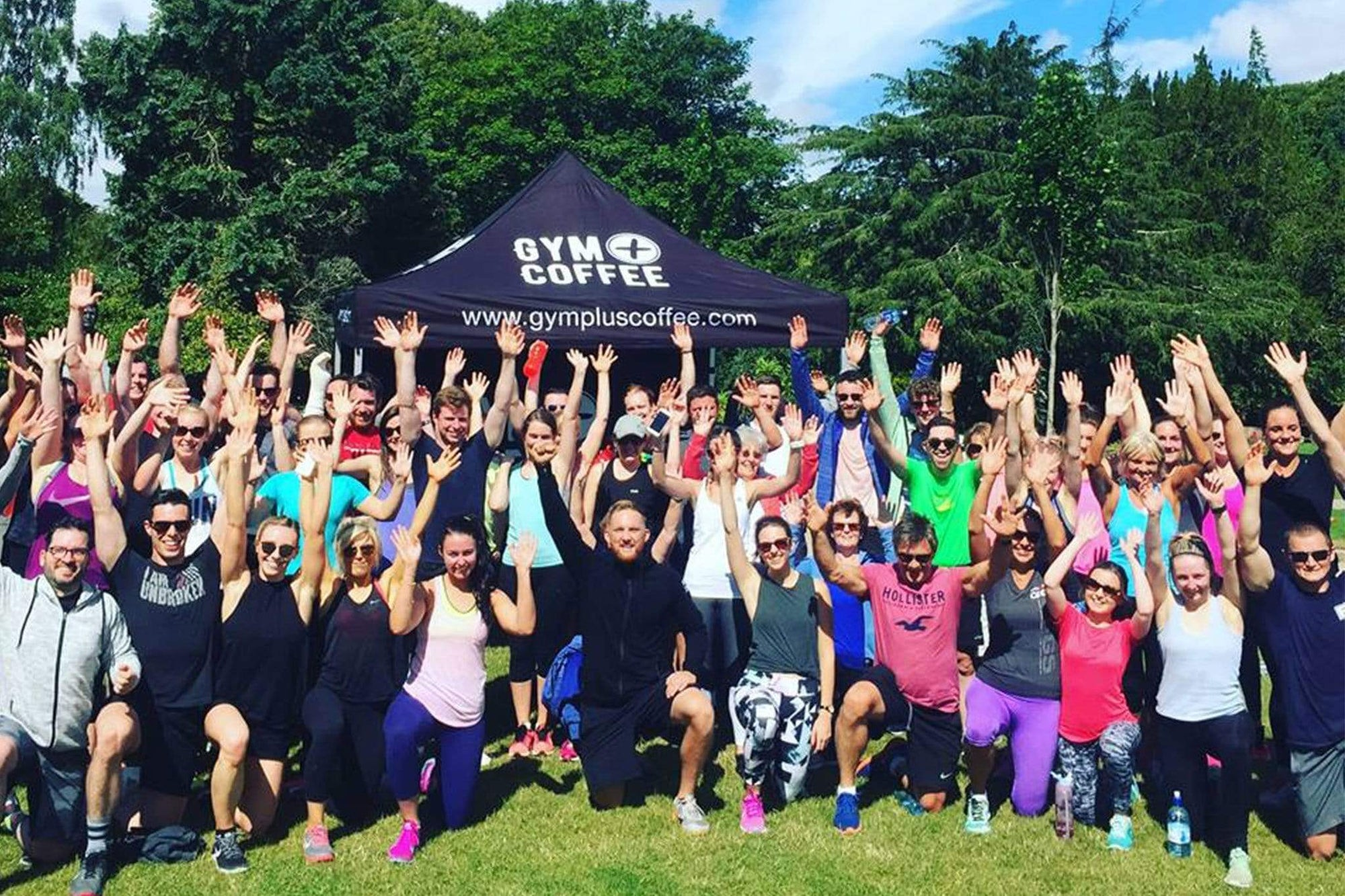 Gym+Coffee Free Fitness Class in Fitzgerald Park, Cork
