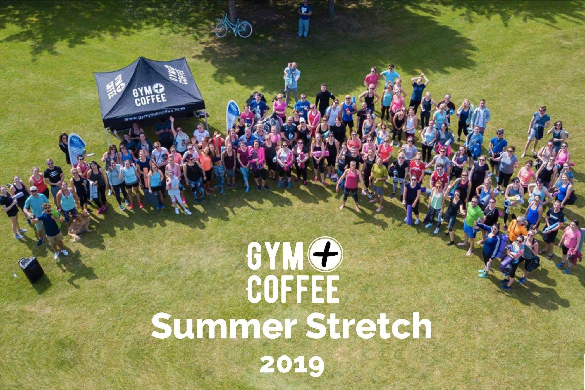 Summer Stretch Launch & Applications!
