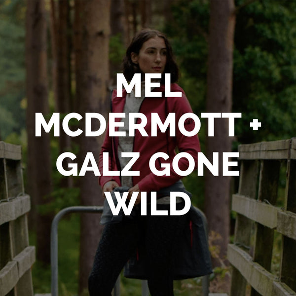 Mel McDermott Founder of Galz Gone Wild Irish Women's Hiking Group