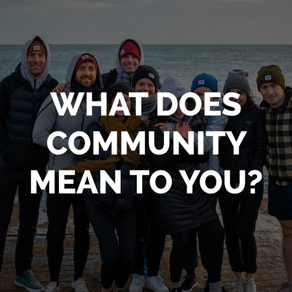 What Community Means Here at Gym+Coffee