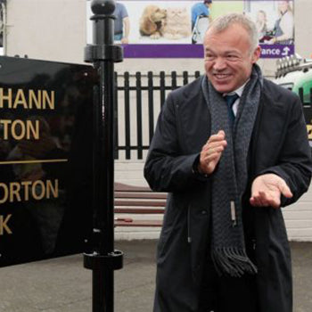 Graham Norton Famous Comedian from Cork
