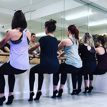 Flex in the City Reformer and Barre Pilates Classes in Cork