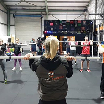 Crossfit LeCheile Gym in Cork