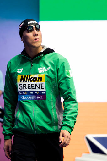 Irish-Swimmer-Darragh-Greene-Getting-Ready-to-race