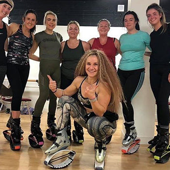 Kangoo Jumps Fitness Class in Mahon Point, Cork
