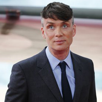 Cillian Murphy Famous Actor from Cork