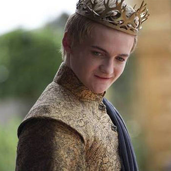 Jack Gleeson King Joffrey Famous Irish Game of Thrones Actor from Cork