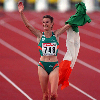 Sonia O'Sullivan Famous Runner from Cork