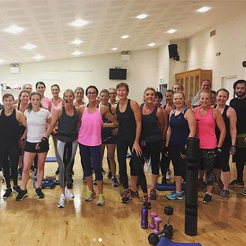 ViPR & Tone Fitness Classes by Lean with Lesley in Cork