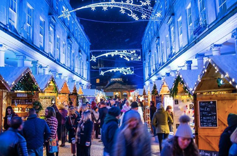 Bath Christmas Market - Best UK Christmas Markets to Visit