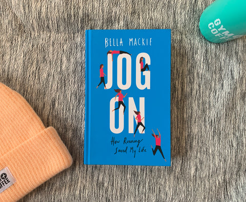 Bella Mackie Jog On Book Review