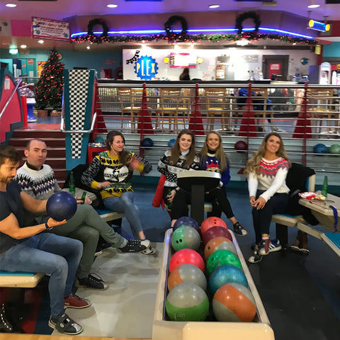Gym+Coffee Team Bowling Day Out