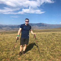 Brian O'Driscoll takes on Challenge South Africa 100km Trek for Laureus Sport for Good