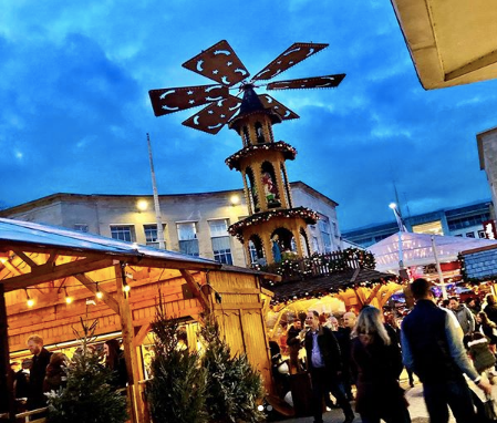 Bristol Christmas Market 2019 - Best UK Christmas Markets