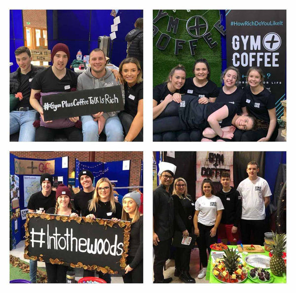 Gym+Coffee Brand Challenge Marketing Finalists 2019