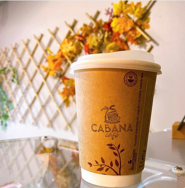 Cabana Cafe, first Eco-Friendly coffee shop in Balbriggan, North County Dublin