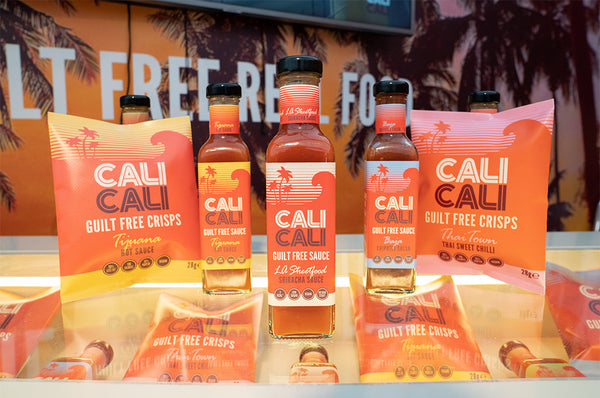 Cali Cali Food Crisps and Sauces Ireland