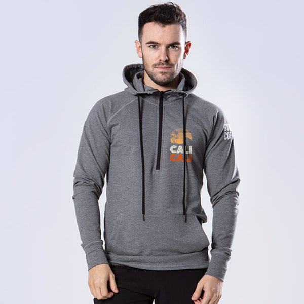 Cali Cali Foods Ireland Gym+Coffee Branded Hoodie