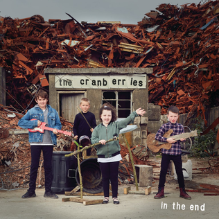 The Cranberries - Famous Bands from Limeric | 2019 Album Cover