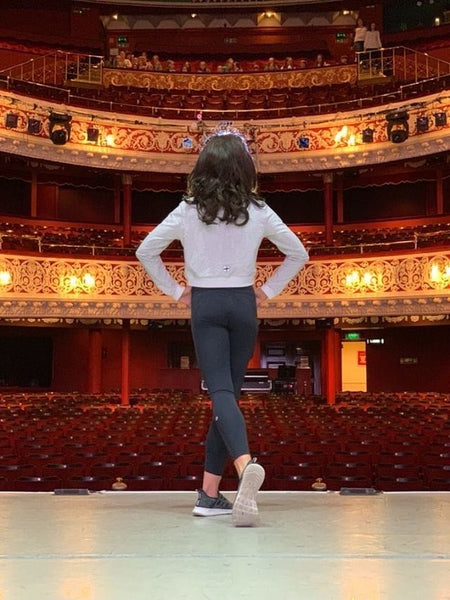 Ellen Bonner from Riverdance Ireland