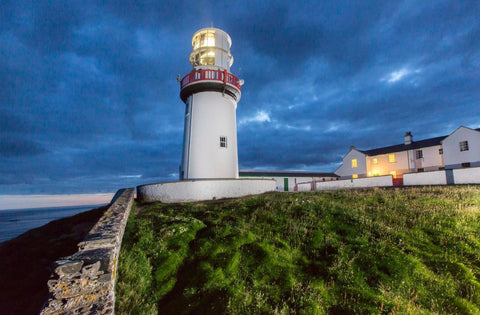 Spend a unique night in a lighthouse and keep an eye on the ocean with Irish Landmark Trust Lighthousesh