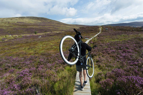 Glendalough Cycle Trails
