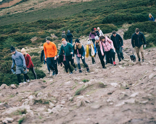 Sugarloaf Mountain Wicklow Walk Gym+Coffee Event