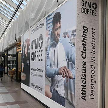 Gym+Coffee Blanchardstown Store