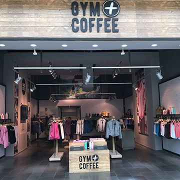 Gym+Coffee Mahon Point Retail Store
