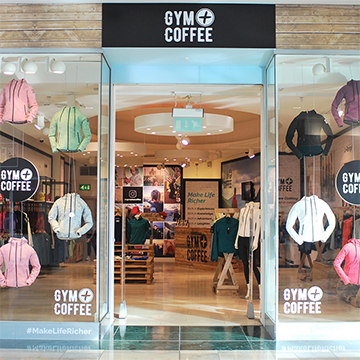 Gym+Coffee Dundrum Flagship Store