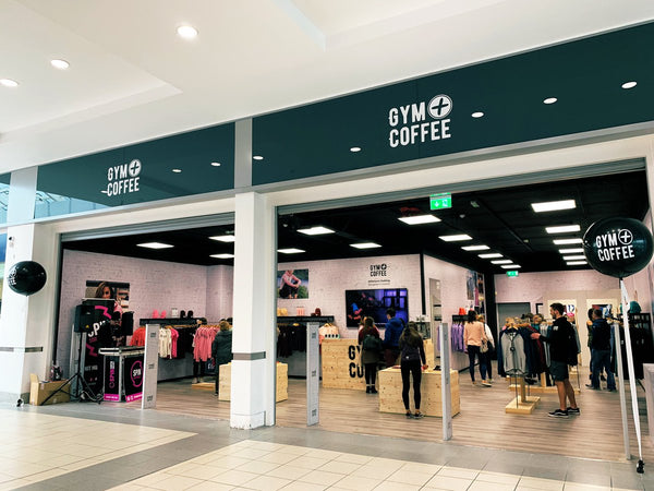 Gym+Coffee Store at Crescent Shopping Centre in Limerick