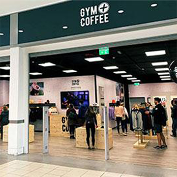 Gym+Coffee Crescent Shopping Centre Limerick Store